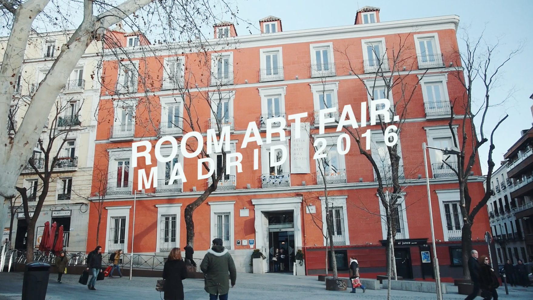 FOUSION GALLERY @ ROOM ART FAIR MADRID 2016