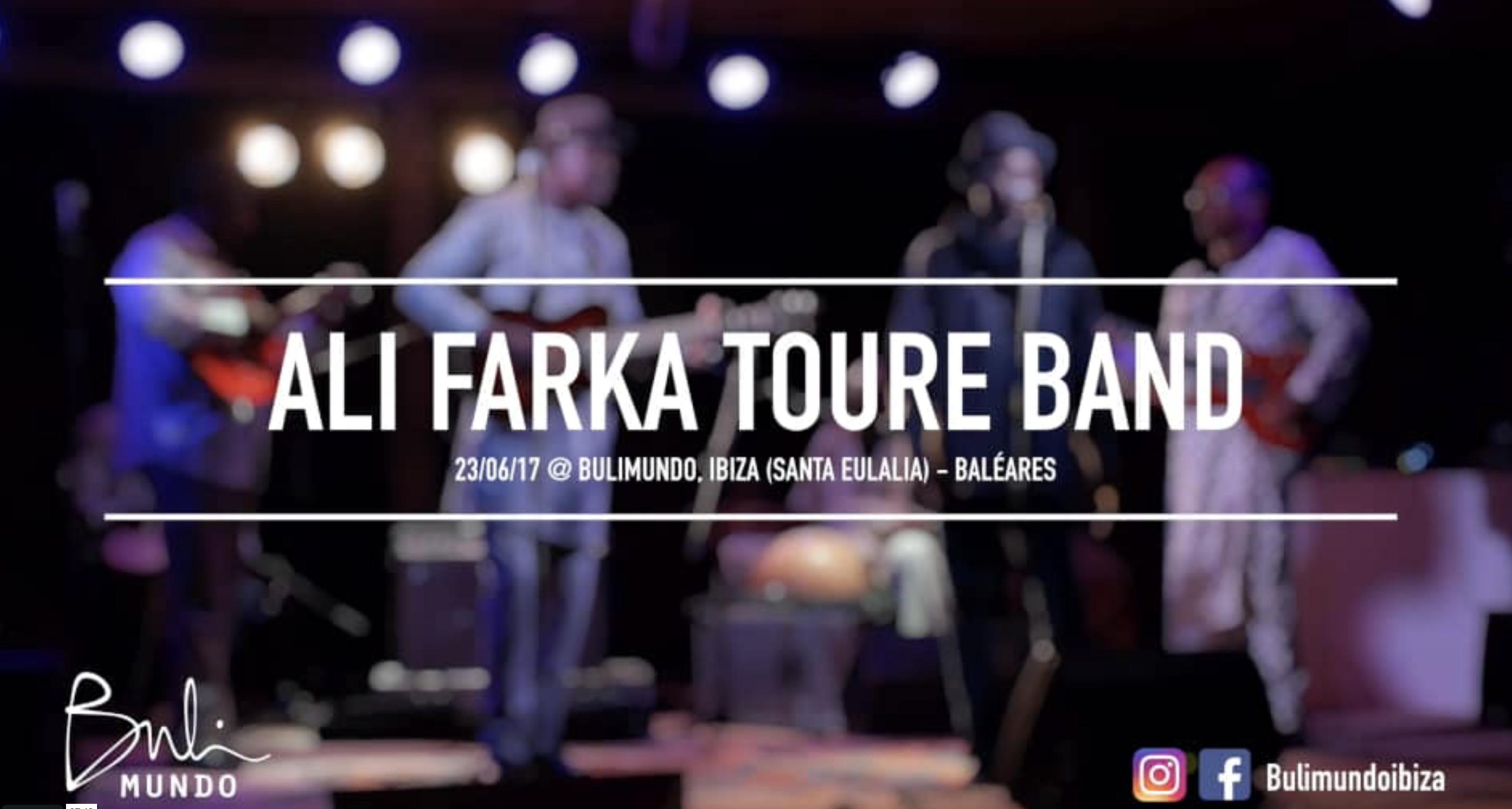 "Ali Farka Toure Band live @ Bulimundo – ""Karaw"""